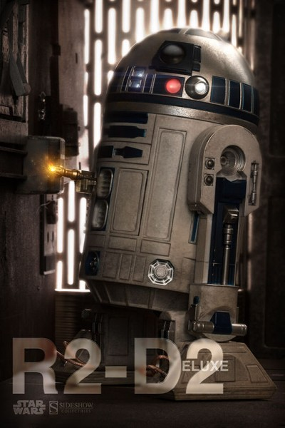 Sideshow - R2-D2 - Deluxe - Star Wars
