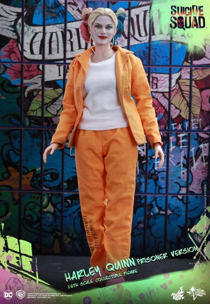 Hot Toys - Harley Quinn - Suicide Squad - Prisoner Version