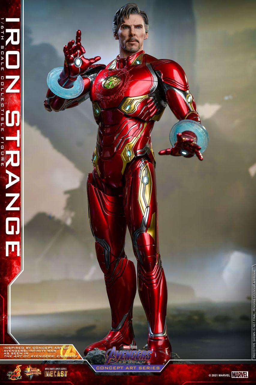 Hot Toys - Iron Strange - MMS606D41 - Concept Series - Avengers: Endgame
