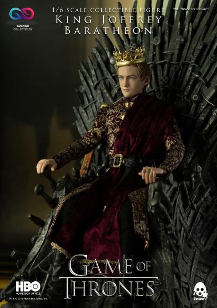 ThreeZero - King Joffrey Baratheon - Standart Version - Game of Thrones