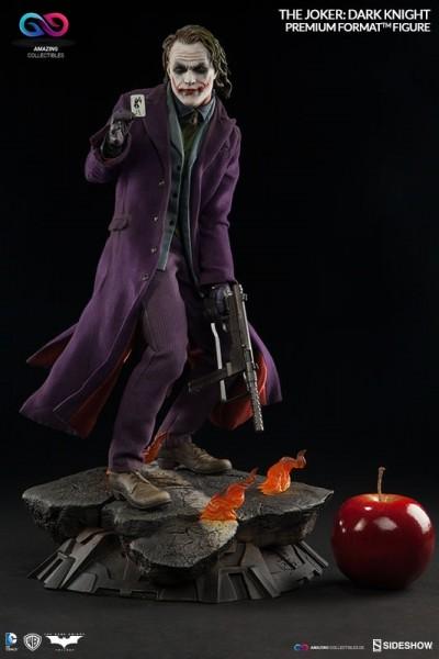 Sideshow - Joker - The Dark Knight - Premium Format Statue