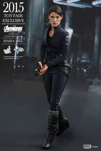 Hot Toys - Maria Hill - Avengers: Age of Ultron