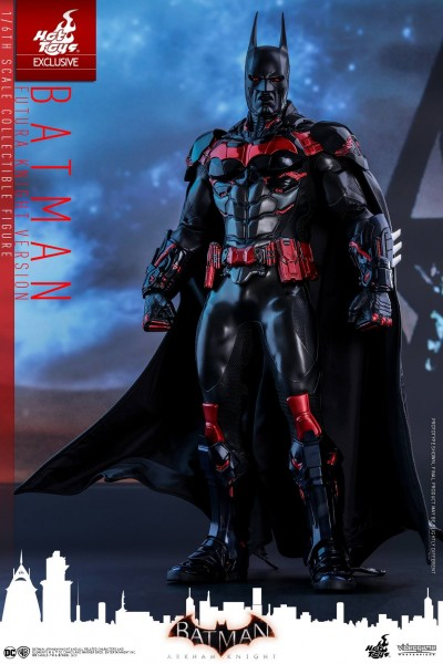 Hot Toys - Futura Knight - Batman Beyond - Arkham Knight - Videogame Masterpiece Series