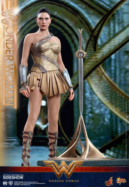 Hot Toys - Wonder Woman - Training Armor Version - Wonder Woman