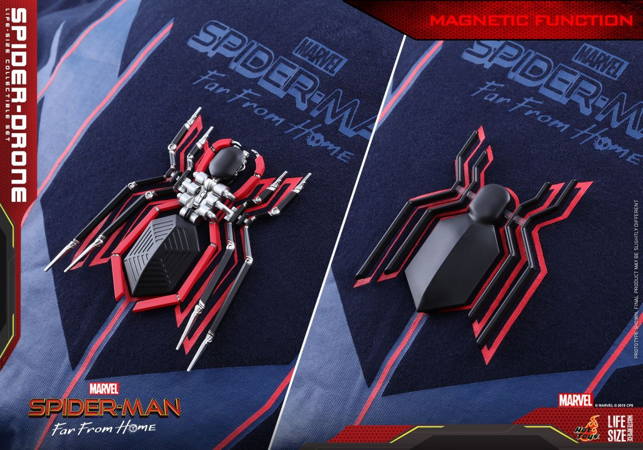 Hot Toys - Spider-Drone - Marvel Cinematic Universe - Lifesize Collectible