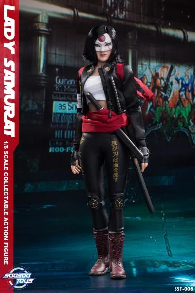 SooSooToys - Lady Samurai - SST-006