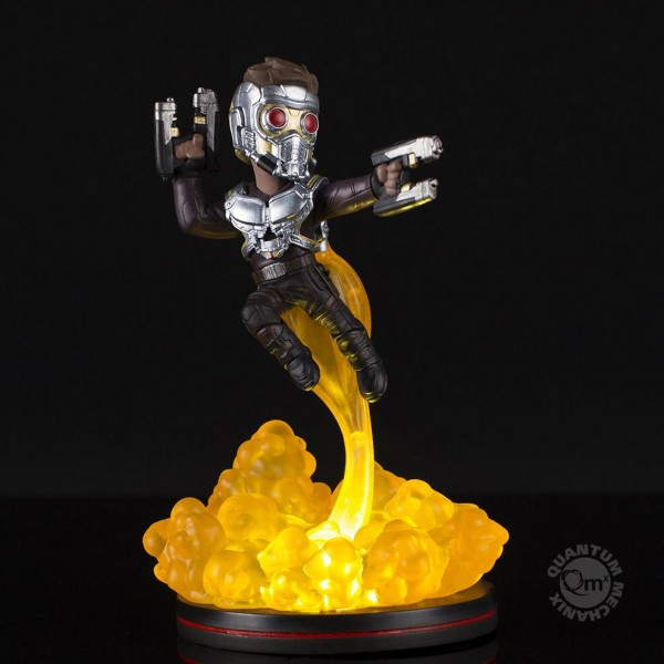 Quantum Mechanix - Star Lord - Q-Fig - FX Diorama