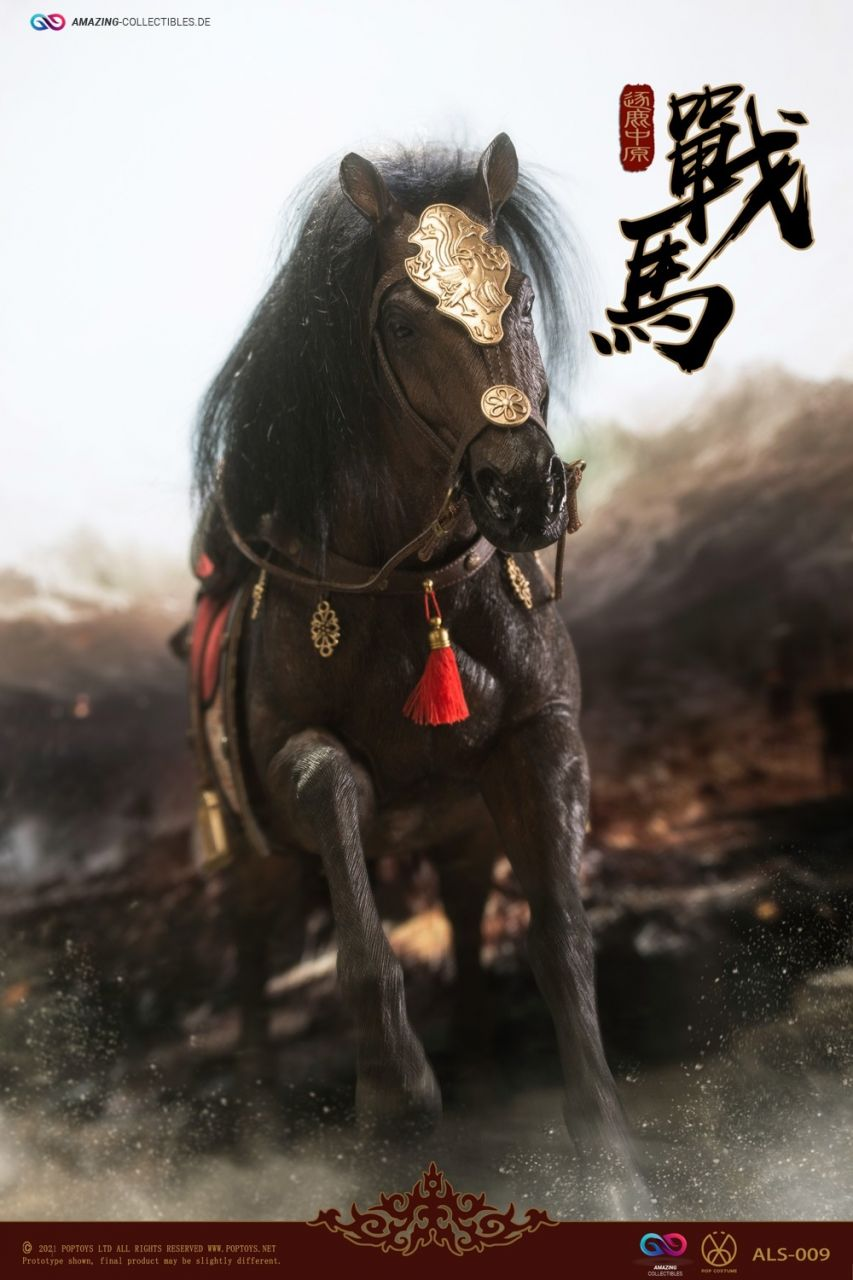 """Poptoys - War Horse - """"Fight for the Throne"""" - ALS009 - Armor Legend Series"""