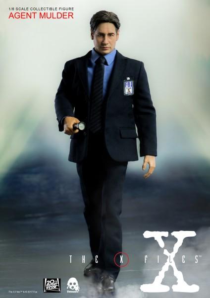 ThreeZero - Agent Fox Mulder - Akte X