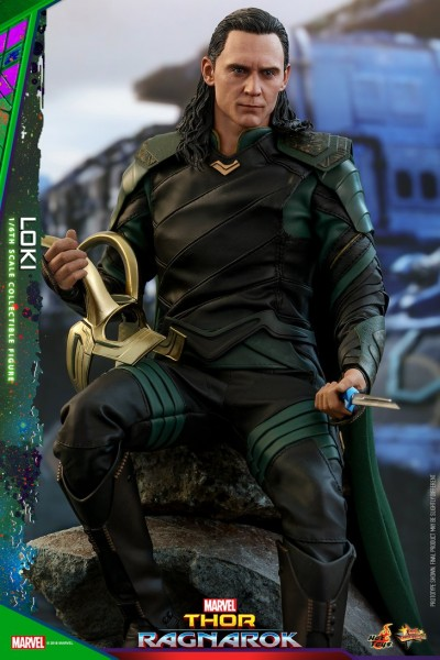 Hot Toys - Loki - Thor Ragnarok