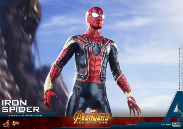 Hot Toys - Iron Spider - Avengers: Infinity War