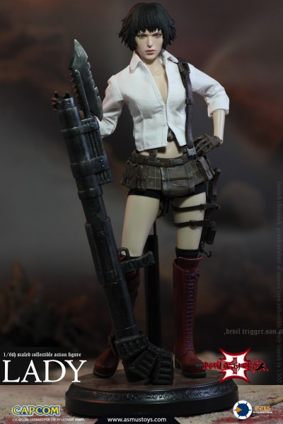 Amsus Toys - Lady - Devil May Cry 3