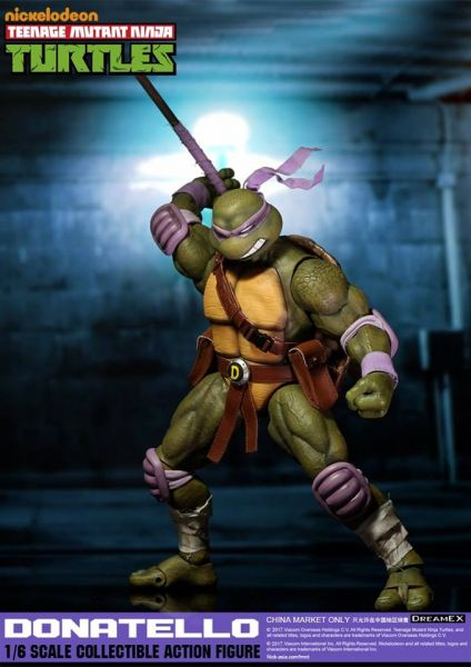 Dreamex - Donatello - Teenage Mutant Ninja Turtles