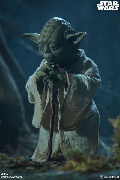 Sideshow - Yoda - Star Wars - Das Imperium schlägt zurück