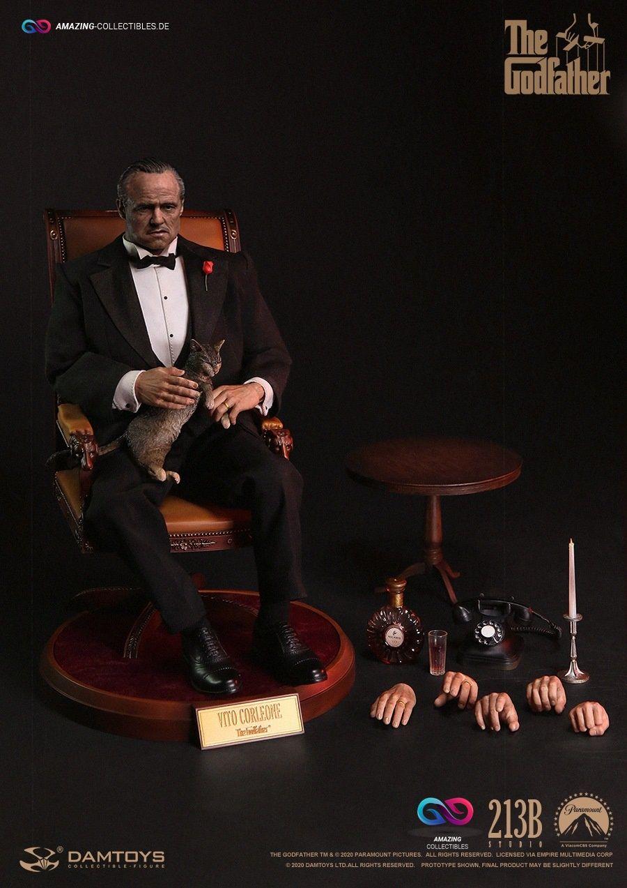 Damtoys - Don Vito Corleone - The Godfather 1972 - Der Pate