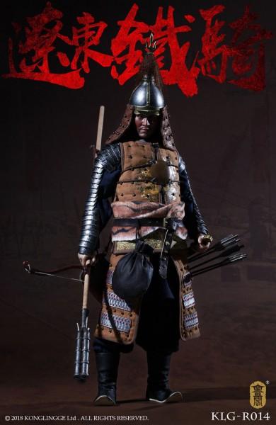 Kong Li - Ming Dynasty Mongol Cavalier - KLG-R014