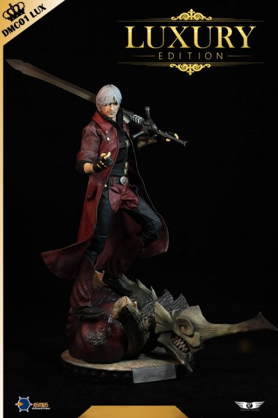 Asmus - Dante - Devil may Cry 4 - Luxury Edition