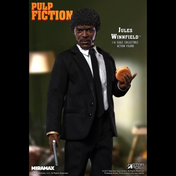 Star Ace - Jules Winfield - Pulp Fiction