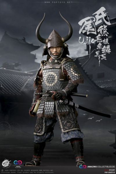 Poptoys - Brave Samurai - Ujio - Exclusive Version