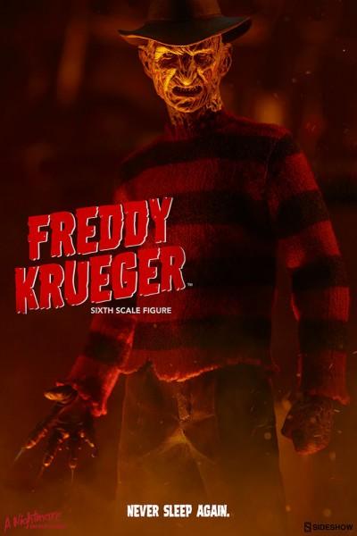 Sideshow - Freddy Kruger - Nightmare on Elm Street III