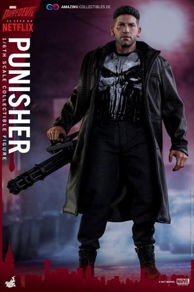 Hot Toys - Punisher - Daredevil - Netflix