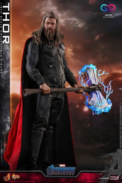 Hot Toys - Thor - Marvel - Avengers: Endgame