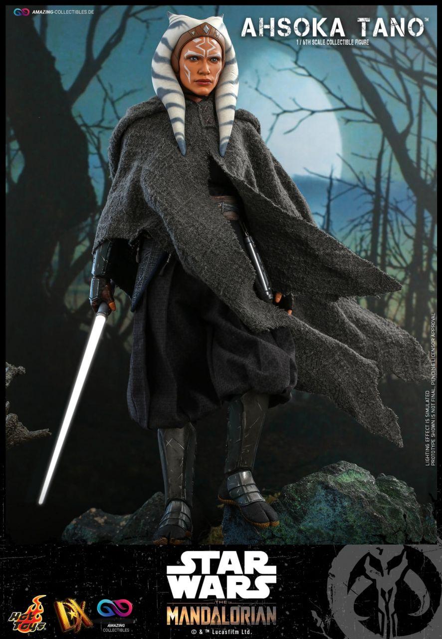 Hot Toys - Ahsoka Tano - DX20 - Star Wars: The Mandalorian