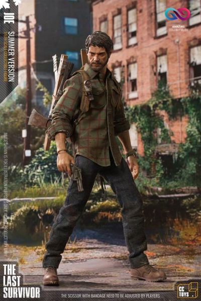 CC Toys - Joe - Summer Version - Last Survivor