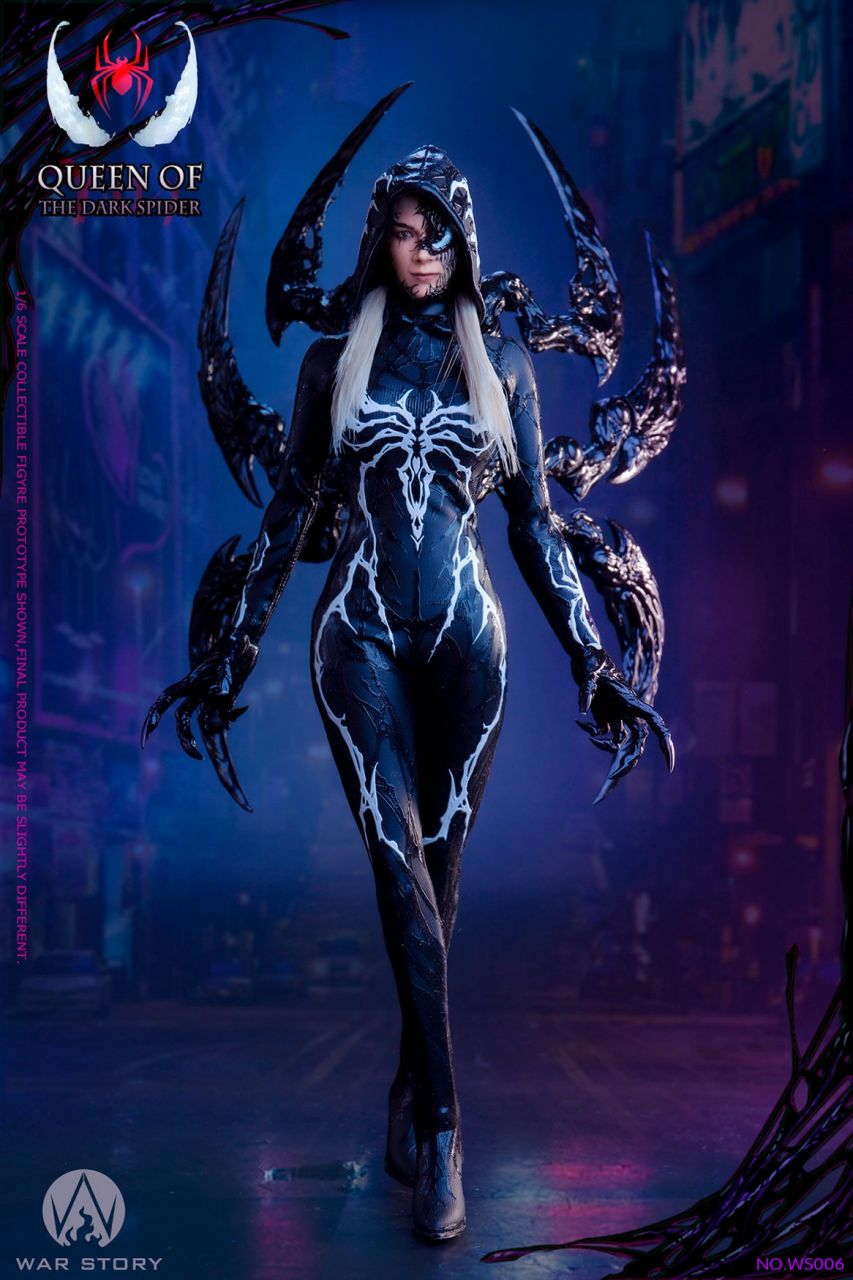 War Story - Queen of the dark spider - Deluxe Version