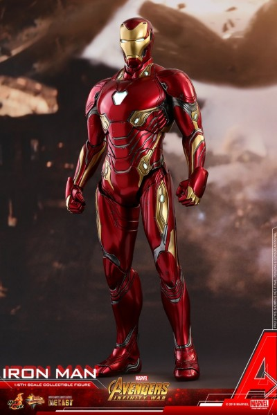 Hot Toys - Iron Man Mark L - Diecast - Avengers: Infinity War