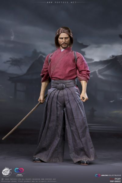 Poptoys - Devoted Samurai - Trainee Version