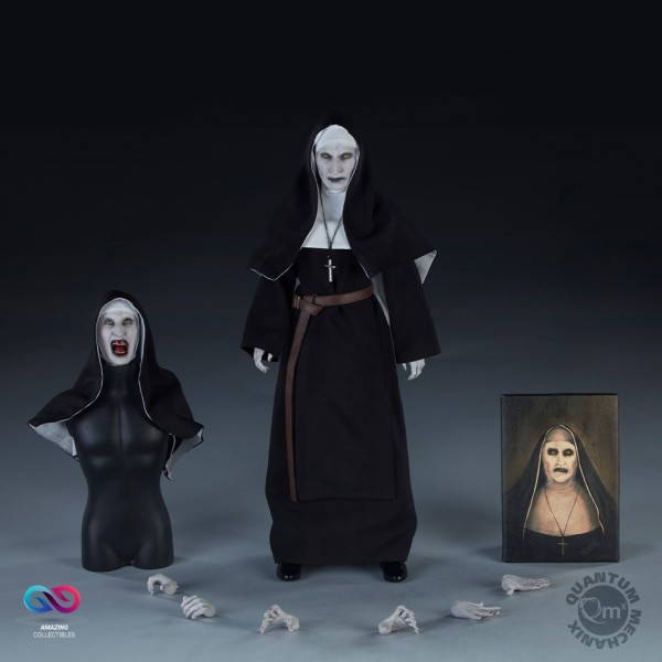 Quantum Mechanix - Valak - The Nun - Conjuring Universe
