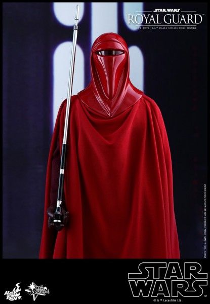 Hot Toys - Royal Guard - Star Wars - Rückkehr der Jedi Ritter