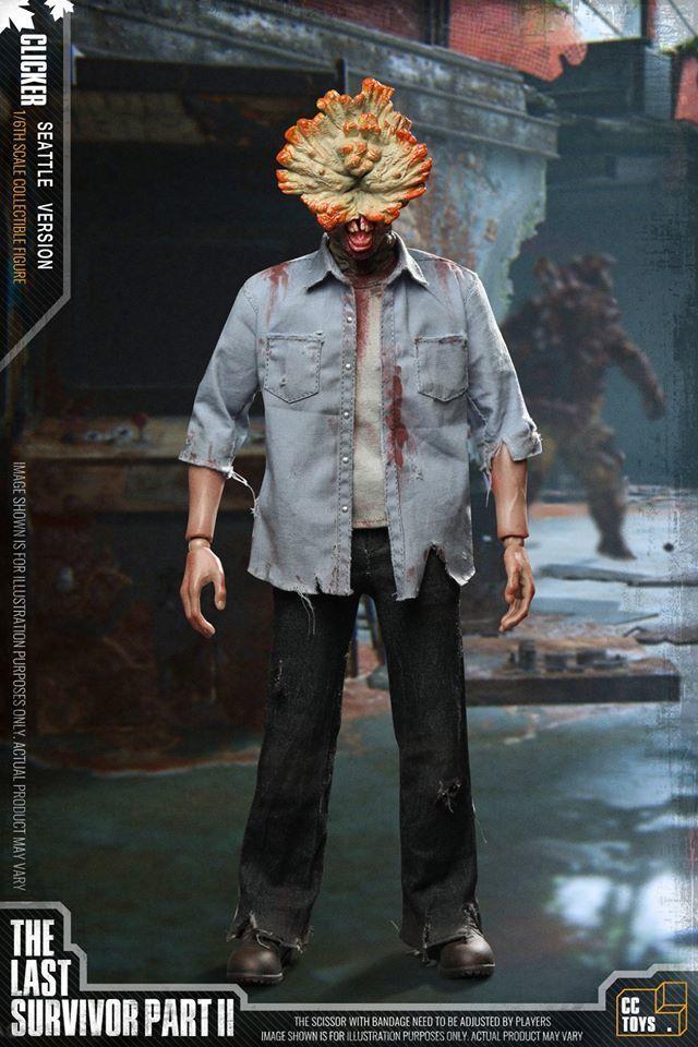CC Toys - Clicker - Seattle Version - The last survivor 2