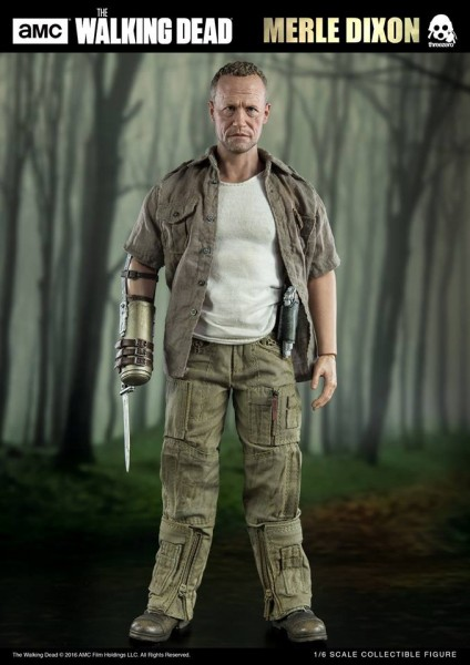 ThreeZero - Merle Dixon - The Walking Dead