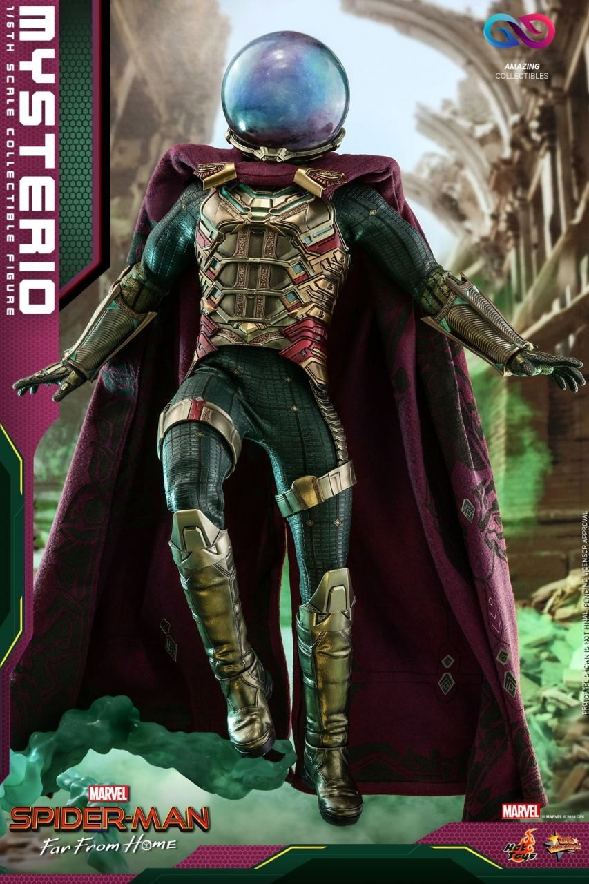 Hot Toys - Mysterio - Marvel - Spiderman: Far from Home