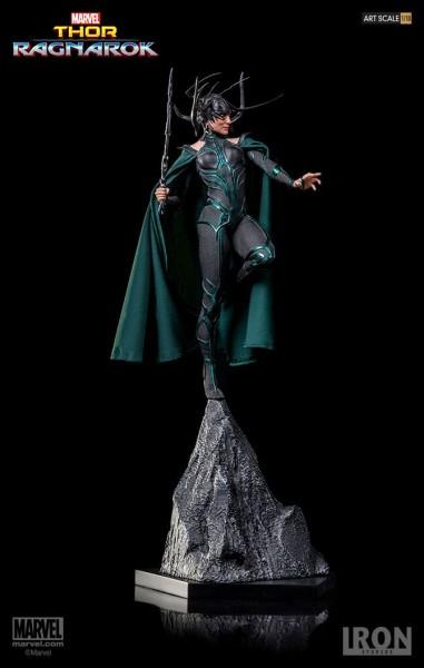 Iron Studios - Hela - Thor Ragnarok - 1/10 scale Statue