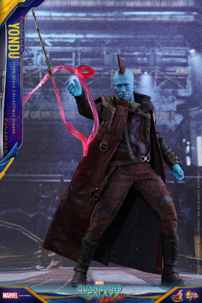 Hot Toys - Yondu - Normal Version - Guardians of the Galaxy 2