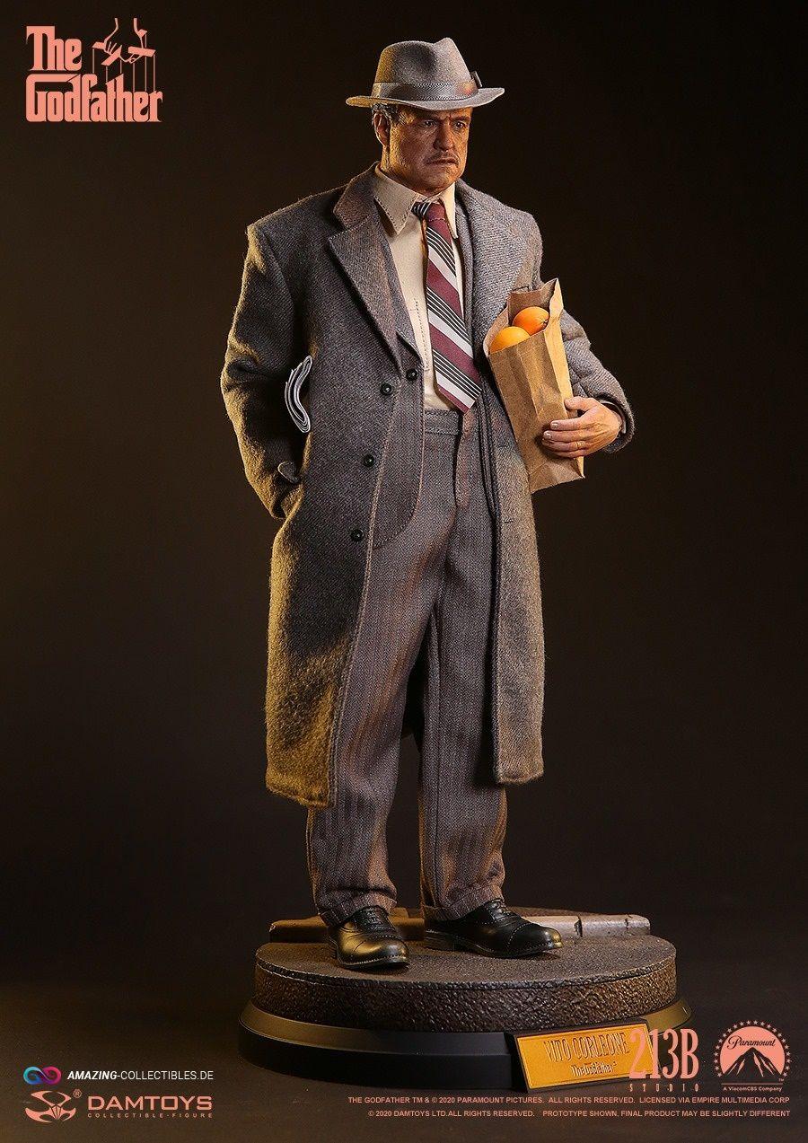 Damtoys - Don Vito Corleone - Der Pate - Golden Years Edition