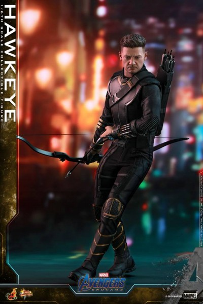 Hot Toys - Hawkeye - Avengers: Endgame