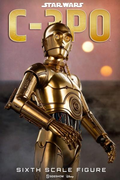 Sideshow - C-3PO - Star Wars