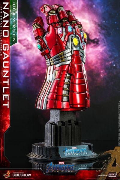Hot Toys - Nano Gauntlet - Hulk Version - Quarter Scale - Avengers: Endgame