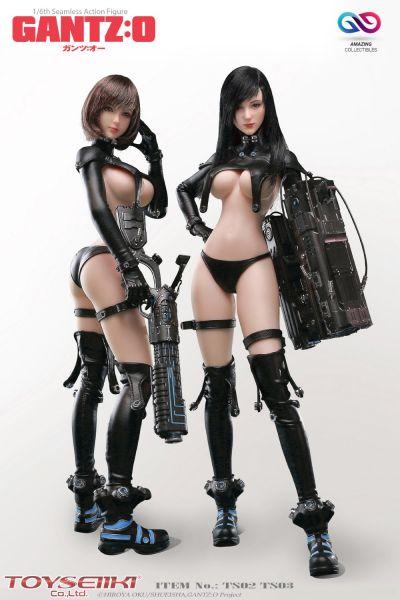 Toyseiiki - Anzu und Reika - Doppelset - Gantz:O