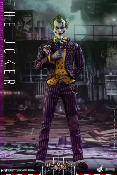 Hot Toys - Joker - Arkham Asylum - Video Masterpiece Series