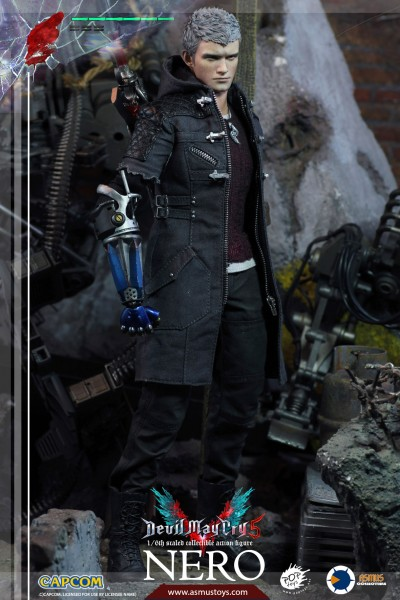 Amsus Toys - Nero - Devil May Cry 5