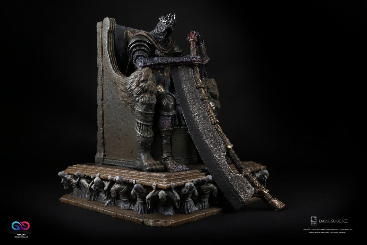 PureArts - Yhorm - 1/18 Statue - Dark Souls III