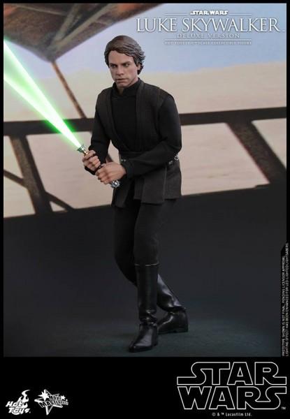 Hot Toys - Luke Skywalker - DX Version - Star Wars- Die Rückkehr der Jedi Ritter