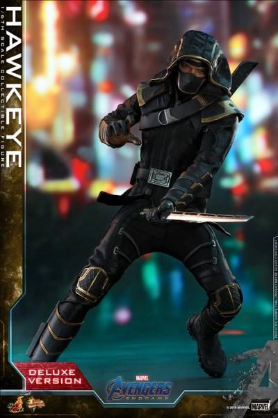 Hot Toys - Hawkeye DX - Ronin - Avengers: Endgame