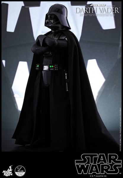 Hot Toys - Darth Vader - Star Wars - Rückkher der Jedi Ritter - Quarter Scale