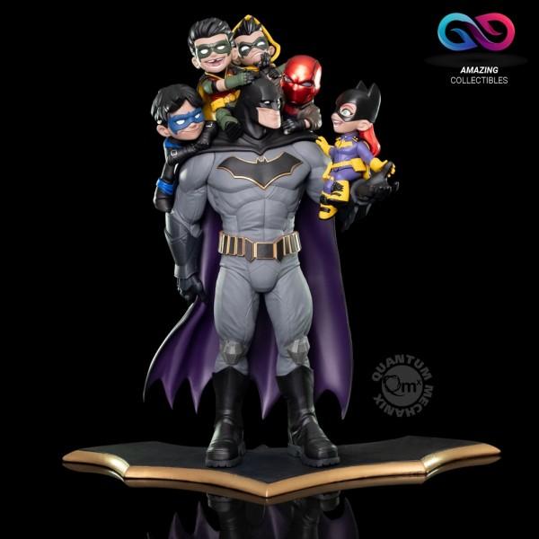 Quantum Mechanix - Batman: Family - Q-Master Diorama